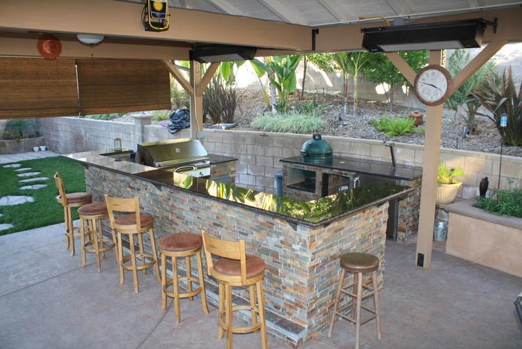 El Paso Custom Iron Works Landscape Outdoor Kitchens Pergolas