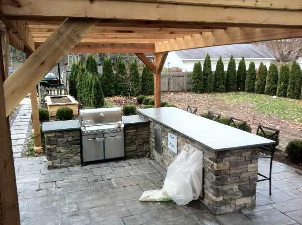 El Paso Custom Iron Works Landscape Outdoor Kitchens Pergolas