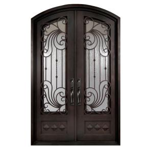 We can make any of the doors you see in the gallery. If you find a door design that you like we can quote you on that as well.  sc 1 st  El Paso Custom Iron Works & El Paso Custom Iron Works - Custom Doors