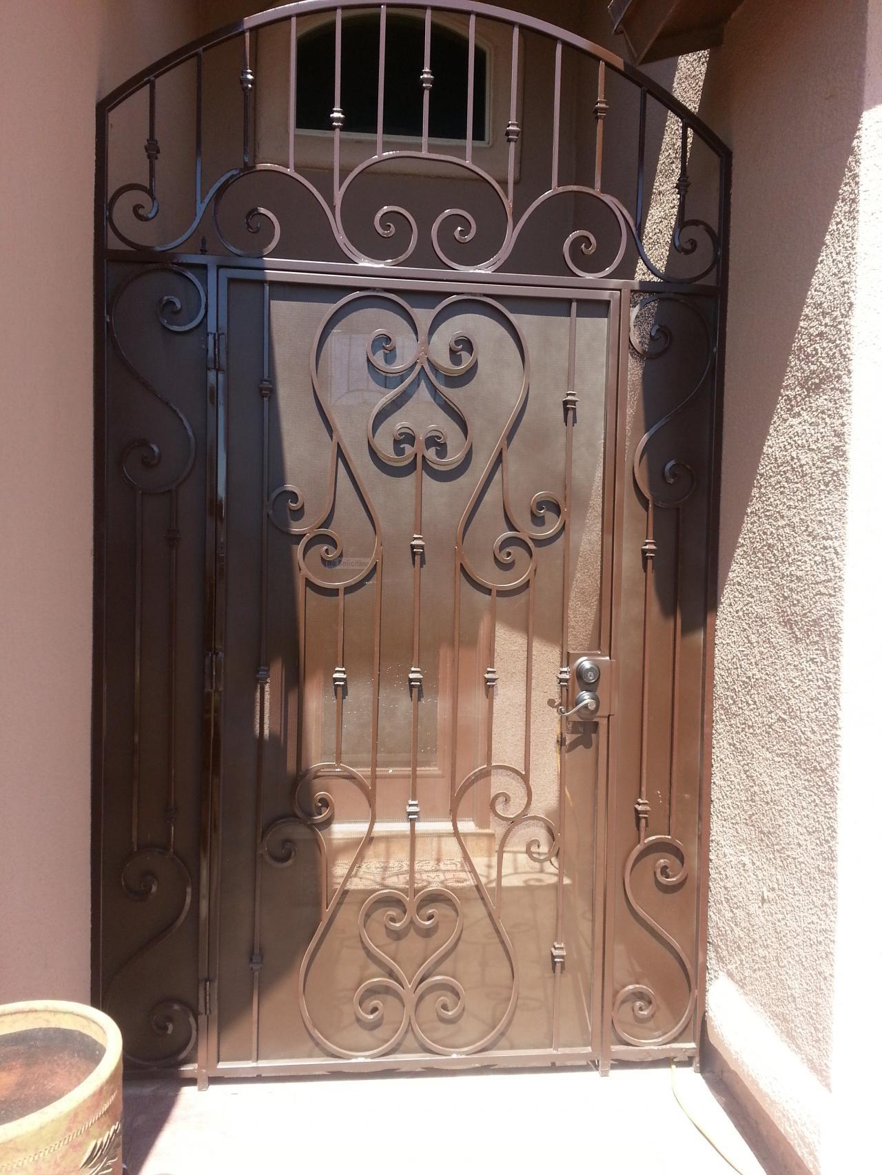 El Paso Custom Iron Works Iron Enclosures