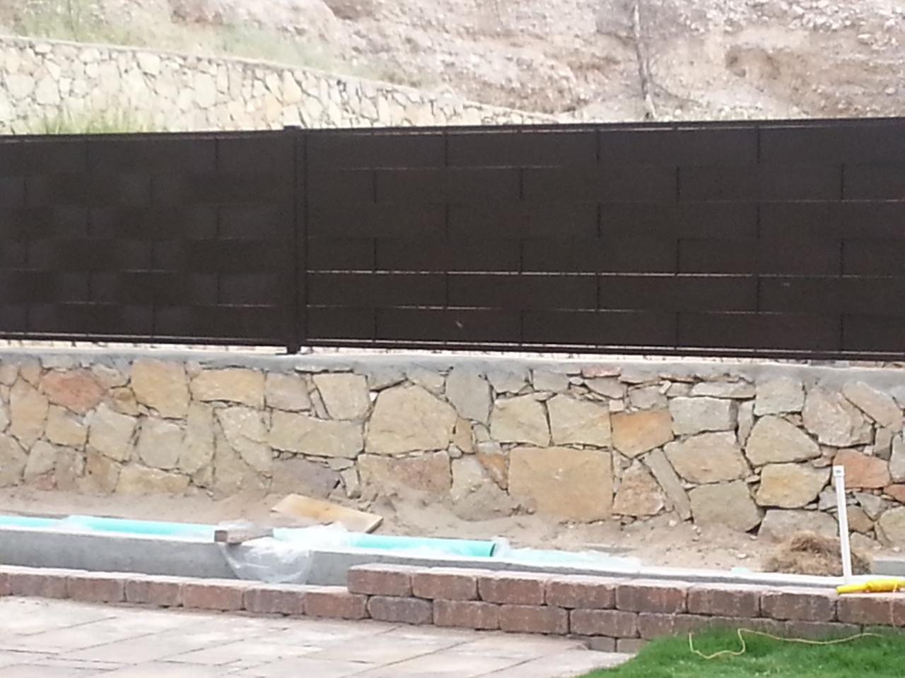 El Paso Custom Iron Works Fences