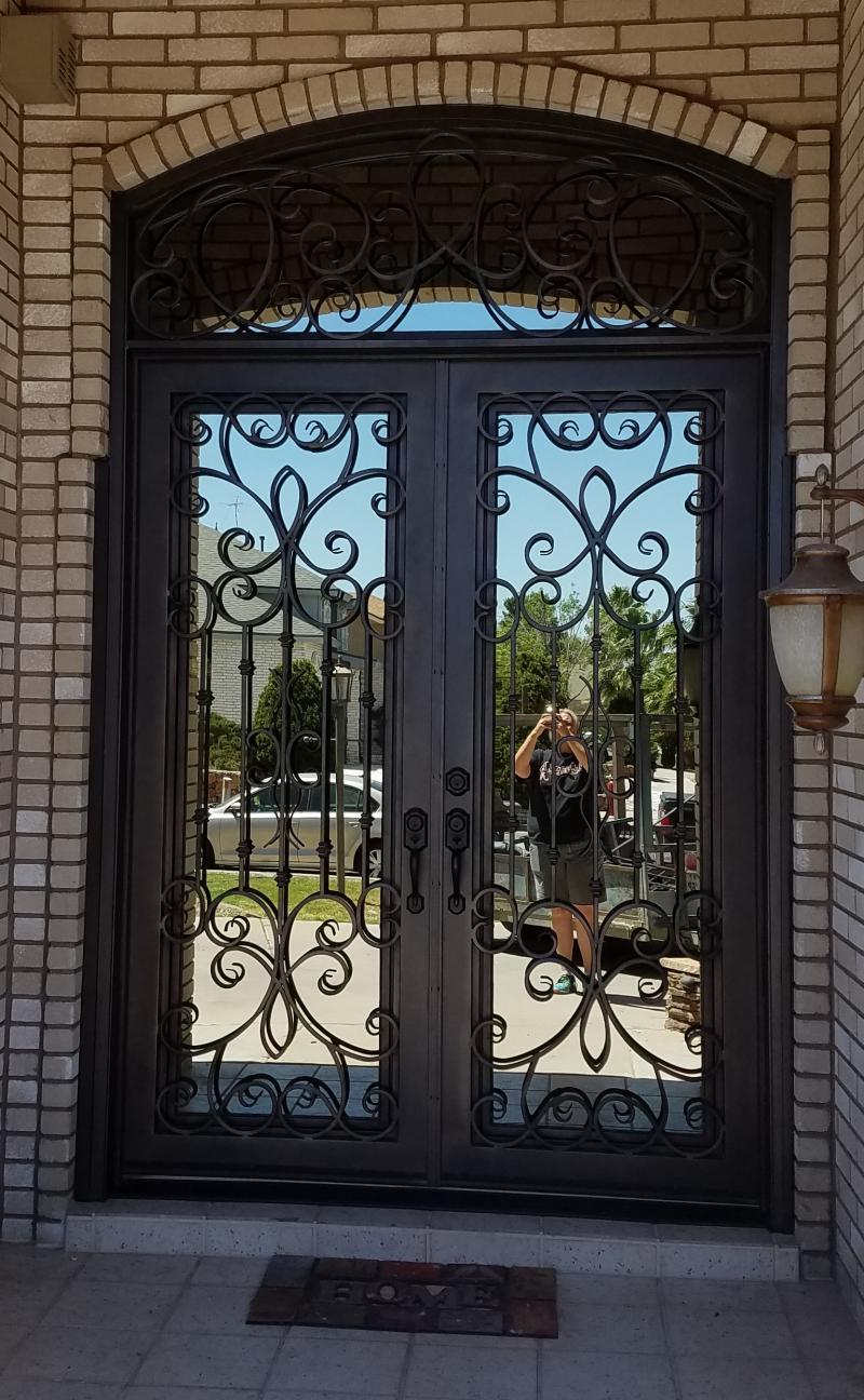 El Paso Custom Iron Works - Home