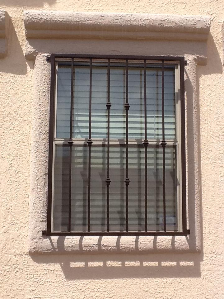 El Paso Custom Iron Works Windows
