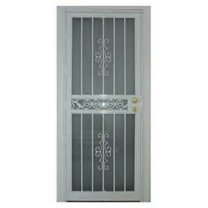 All prices include a deadbolt and knob. Colors of knobsets include brass nickel or oil rubbed bronze. Door colors included are black white or brown.  sc 1 st  El Paso Custom Iron Works & El Paso Custom Iron Works - Standard Security Doors