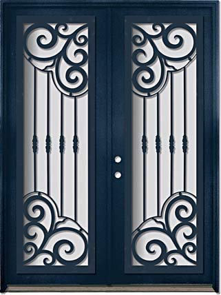 Select from the drop down menu and you can see custom and standard doors.  sc 1 st  El Paso Custom Iron Works & El Paso Custom Iron Works - Doors