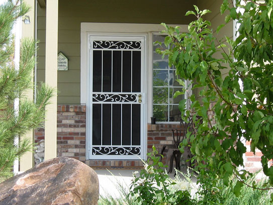 Merveilleux Select From The Drop Down Menu, And You Can See Custom And Standard Doors.  Copyright 2009 El Paso ...